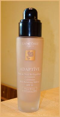 Тональный крем Adaptive от Lancome