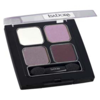 Тени для век Eye Shadow Quartet от IsaDora