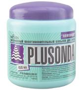 Витаминный восстановительный бальзам для волос Plusonda от Bielita