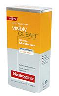 Увлажняющая эмульсия без жиров  Oil-free moisturiser от Neutrogena