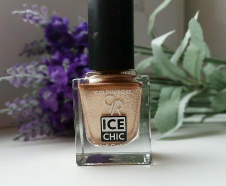 Лак для ногтей ICE CHIC (оттенок № 63) от Golden Rose