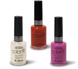 Лак-укрепитель для ногтей Colorist от Frenchi