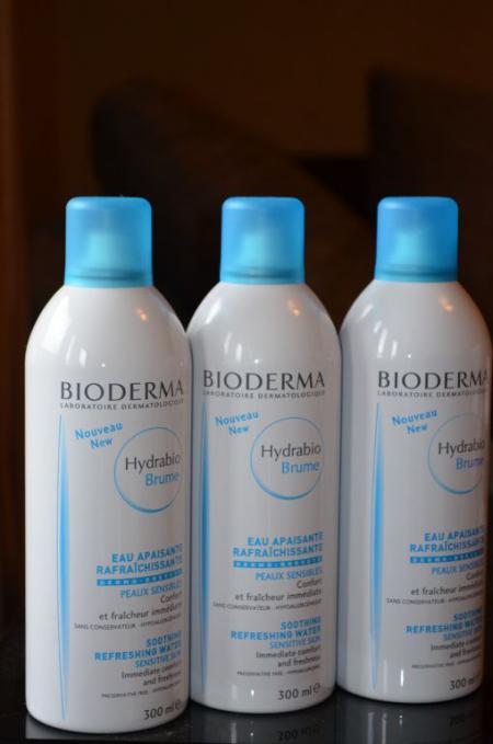 Термальная вода Hydrabio Brume Soothing and Refreshing Water от Bioderma