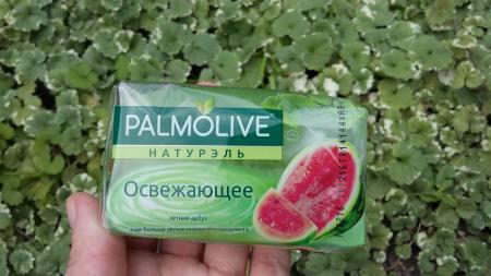 """Мыло туалетное освежающее """"Летний арбуз"""" от Palmolive"""