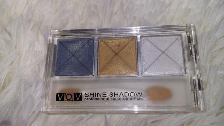 Тени для век Shine shadow (оттенок № 305) от VOV