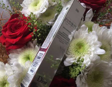 Водостойкая тушь для ресниц DIORSHOW BLACK OUT (оттенок № 099 Noir Khol) от Dior