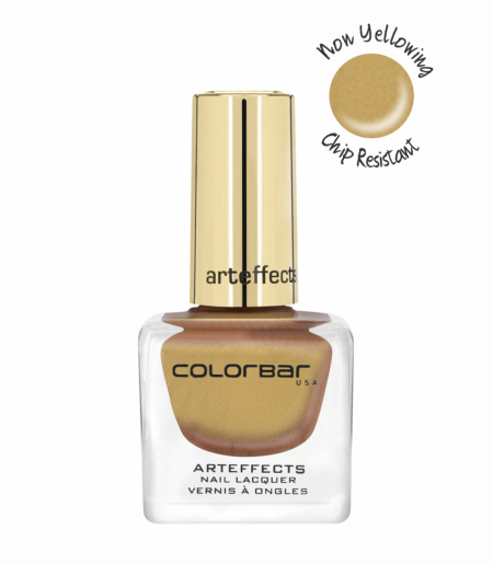 Лак для ногтей Arteffects Nail Lacquer (оттенок № 2 Coppertone Gold) от Colorbar