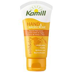 Легкий крем для рук и ногтей от Kamill