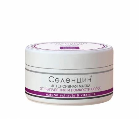 "Интенсивная маска от выпадения и ломкости волос ""Селенцин"" Hair Therapy от Алкой-Фарм"