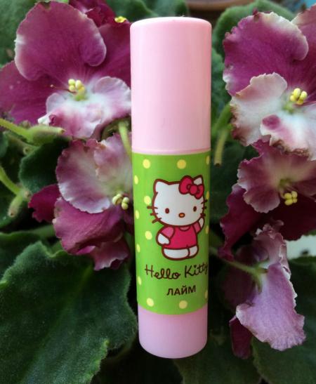 """Бальзам для губ Sweet Smile """"Лайм"""" от Hello Kitty"""