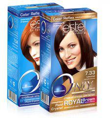 Стойкая краска для волос от ESTEL