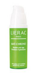 Увлажняющая эмульсия Mat-Chrono от Lierac