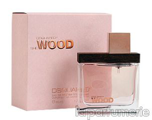 DSQUARED She Wood