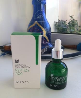 Сыворотка для лица Original Skin Energy Peptide 500 от Mizon