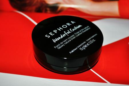 Тональная основа Wonderful Cushion Cream (оттенок № 20 Cream) от Sephora