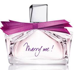 Новый аромат Marry Me! от Lanvin