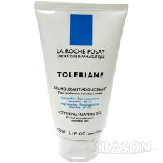 Очищающий пенящийся гель Toleriane от La Roche-Posay