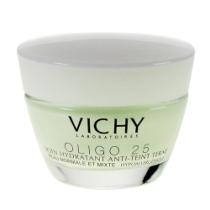 Увлажняющий крем улучшающий цвет лица Oligo 25 от Vichy