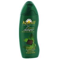 """Гель для душа """"Шоколадная мята с маслом какао""""; """"Шелковое молоко"""", для сухой кожи от  Kamill"""
