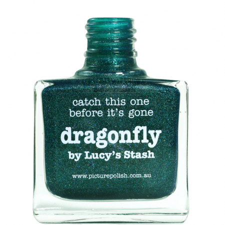 Лак для ногтей (оттенок Dragonfly) от Picture Polish
