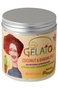 """Маска для волос """"Коктейль, Кокос и банан"""" от Gelato"""
