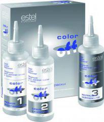 """Эмульсия для удаления стойких красок с волос """"COLOR OFF"""" от Estel"""