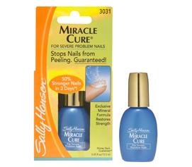 Средство для укрепления очень проблемных ногтей Miracle Cure for Severe Problem Nails от Sally Hansen