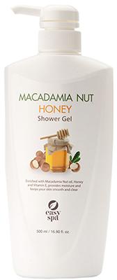 """Гель для душа """"Honey Macadamia"""" от Easy SPA"""