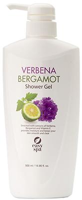 Гель для душа Verbena Bergamot от Easy SPA