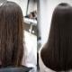 Как делают полировку волос