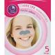 Полоски для удаления жирного блеска с лица Charcoal Sebum Patch от L'Action