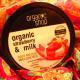 "Мусс для тела ""Земляника и молоко"" от Organic Shop"