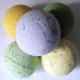 Самодельные шипучие шарики для ванны
