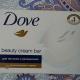 "Крем-мыло ""Красота и уход"" от Dove"