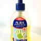 """Антибактериальное жидкое мыло """"Увлажняющее"""" от Aura"""