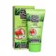 Мягкий скраб для лица для сухой и чувствительной кожи с экстактами малины и брусники от Чистой Линии