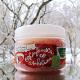 Сахарный скраб для тела «Клубника со сливками» от Мыловаров