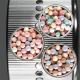Пудра Meteorites Perles (оттенок № Teint Dore 03) от Guerlain