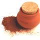 Рассыпчатая бронзирующая пудра с содержанием растительных стволовых клеток La Terra (оттенок № 1) от Nouba