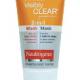 Гель для умывания и маска для лица Visibly clear 2-in-1 от Neutrogena