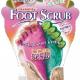 Скраб для ног с дезодорирующим эффектом Арбуз и Мята Foot scrub от Montagne Jeunesse