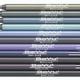 Влагостойкий карандаш для глаз Soft Liner Eyes (оттенок № 615) от BeYu