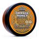 Марокканский натуральный медовый солевой скраб Orange Honey от Natura Vita
